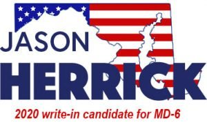 Jason Herrick for Congress Maryland District 6